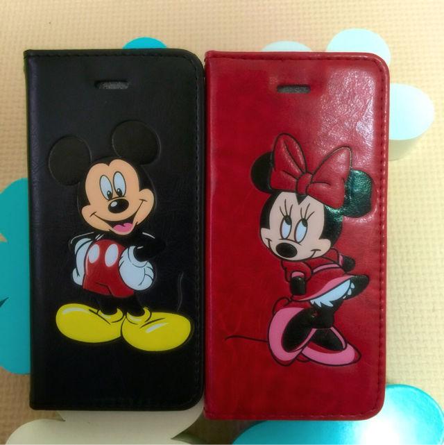 8e29769d20 ミッキー&ミニーiPhone6ケース - フリマアプリ&サイトShoppies[ショッピーズ]