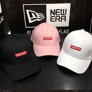 【2点セット】国内発送 SUPREME  帽子 キャップ
