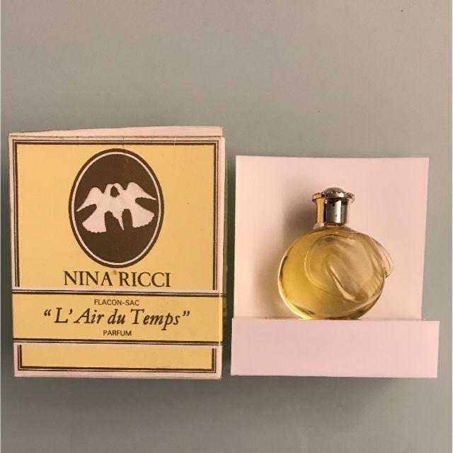 【未使用】NINA RICCIミニ香水(NINA RICCI(ニナ・リッチ) ) - フリマアプリ&サイトShoppies[ショッピーズ]
