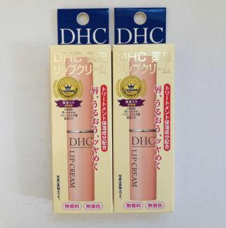 DHC 薬用リップクリーム  新品未開封   2点 リップ