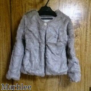 Marblee*未使用ファージャケット