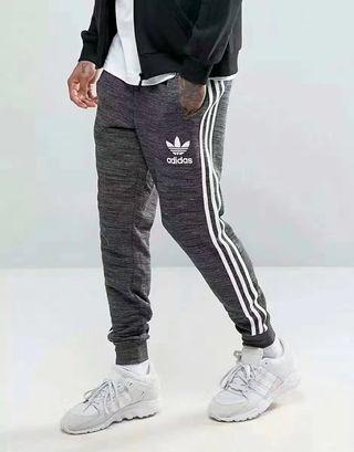 Adidas人気パンツ 高級素材使い 透気性良い