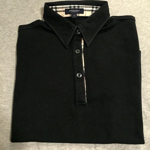 レディース S size : BURBERRYポロシャツ