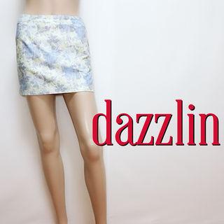 もて美尻ダズリン バックジップ お上品スカートパンツ