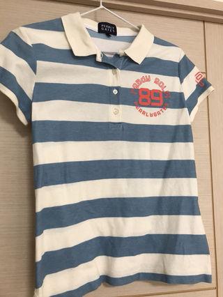 【未使用】パーリーゲイツ レデースポロシャツ