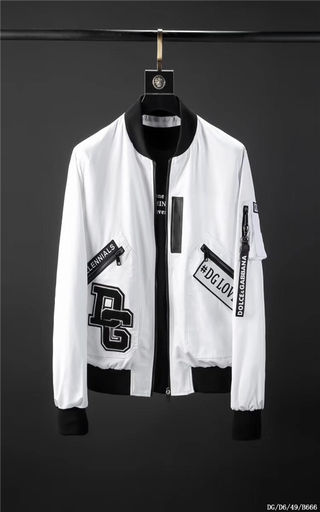 D&G メンズブルゾン 春夏コート トップス