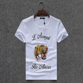 グッちシャツメンズtシャツ シンプル色