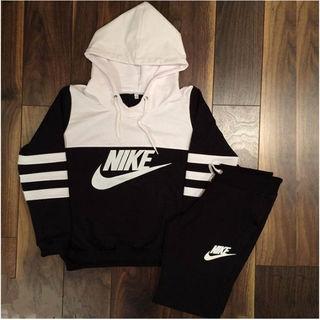 Nike 上下セット 裏起毛 カップル