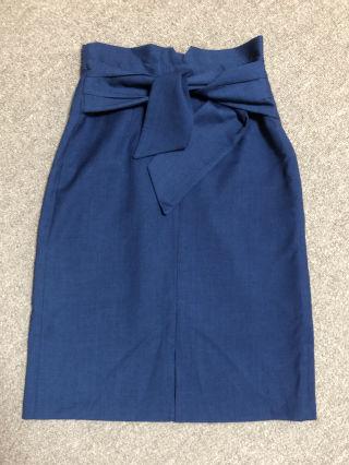 【最終値下げ】デニムタイトスカート