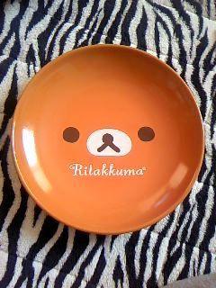 3514967 リラックマ絵皿 フリマアプリサイトshoppiesショッピーズ