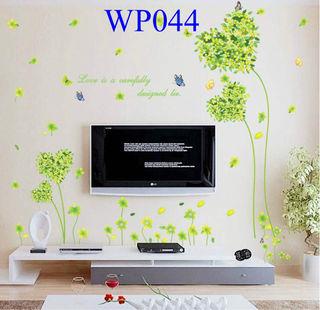 お部屋をイメチェン ウォールシール WP044
