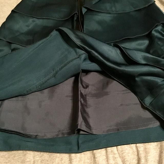 レディース M size: LANVIN  ミニスカート