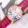 ガガミラノ腕時計クオーツウォッチ プレゼントにピッタリ