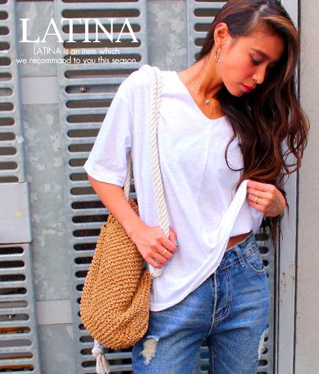 ANAP LatinaTシャツ黒(ANAP Latina(アナップラティーナ) ) - フリマアプリ&サイトShoppies[ショッピーズ]