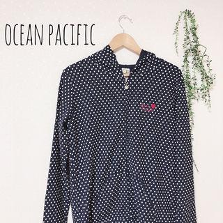 ocean pacific XLサイズ ラッシュガード
