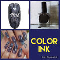 color ink  grey