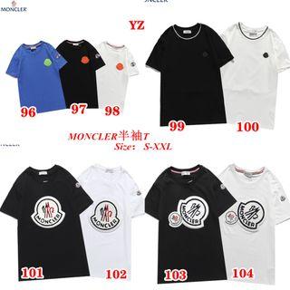 2021新品高質人気Tシャツ男女兼用 2着6800円!
