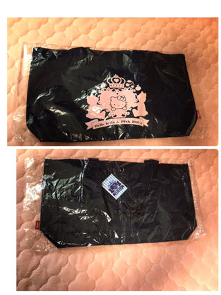 PINK HOUSE HELLO KITTY バッグ