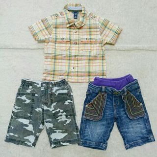 BABYGAP F.O.KIDS 男の子 90㎝ 3着セット