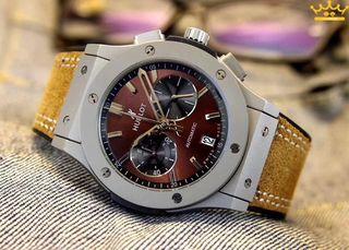 【高品質】 HUBLOT 大人気 クォーツ 腕時計