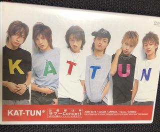 KATーTUN DVD