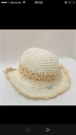 子供 帽子 54cm