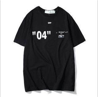 新品 男女兼用  人気 TシャツOFF-30