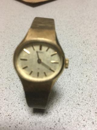 SEIKO自動巻腕時計完全稼動品送料無料
