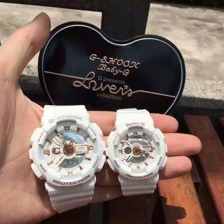 CASIO  カシオカップル腕時計