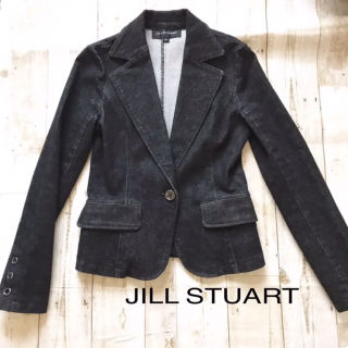 JILL STUART  ジルスチュアート デニムジャケット