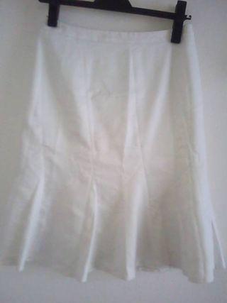 クリアインプレッション/膝丈スカート