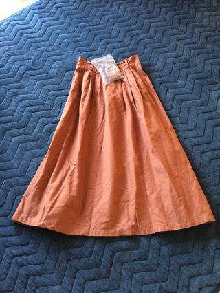 5.GORGEロングスカート