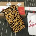 【本革】クリスチャンルブタン長財布 可愛い美品