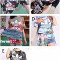 夏新作♪アディダスレディースTシャツセット