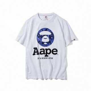 AAPE BY A BATHING APE シャツ Tシャツ