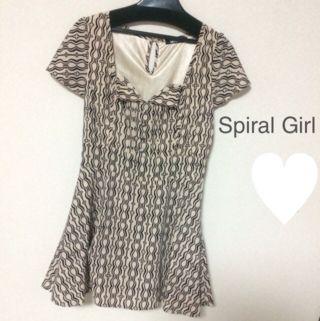 SPIRAL GIRL コンビネゾン