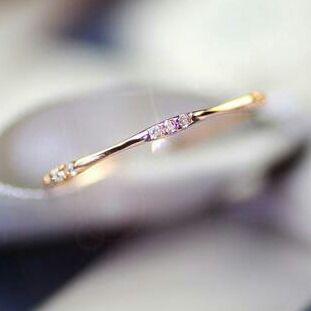 定価1万円指輪9号~20号金14KGBフリーサイズリング