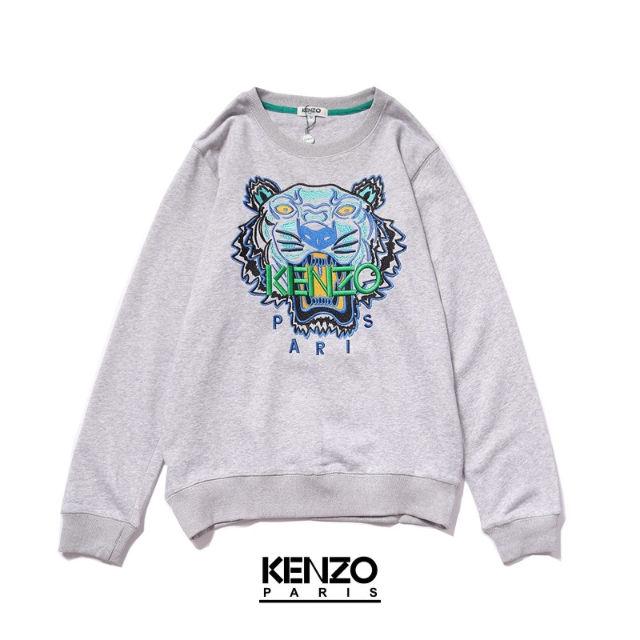KENZOパーカー 刺繍ロゴ KC-30(KENZO(ケンゾー) ) - フリマアプリ&サイトShoppies[ショッピーズ]