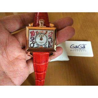 大人気Gaga Milanoガガミラノ腕時計