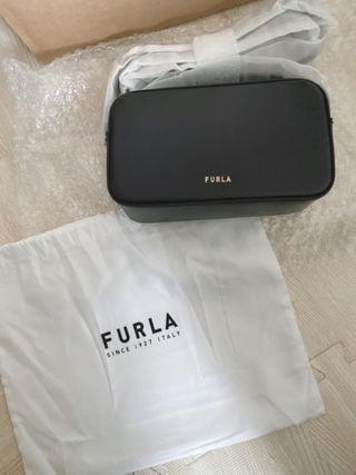 フルラ ショルダーバッグ 正規品 ブラック