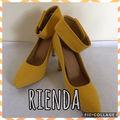 rienda パンプス