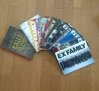 EXILE Family 会報セット