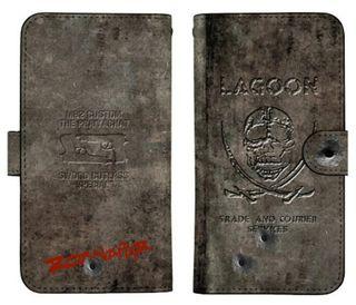 ブラック・ラグーン iPhone6/7/8手帳型スマホケース