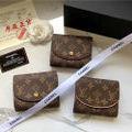 62036ヴィトン 人気美品 可愛い三つ折短財布 3色