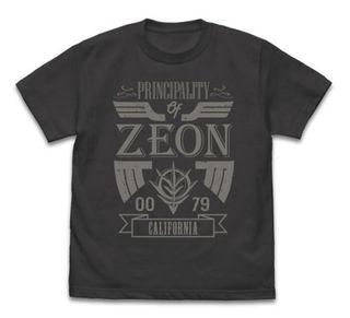 機動戦士ガンダム ジオン グラフィックTシャツ Lサイズ