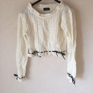 evelyn セーター