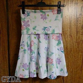 GYDA2wayフレアースカート未使用