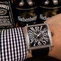 フランクミュラー自動巻き 腕時計。
