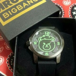 BIGBANG T.O.P腕時計