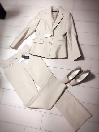 本日限定価格!新品未使用タグ付き!INED スーツセット